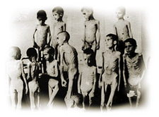 Child victims of the Holocaust