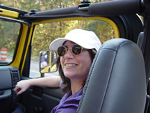 Me in my Jeep