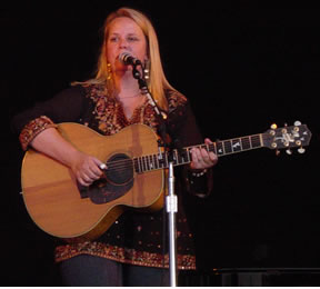 Mary Chapin Carpenter at Innsbrook