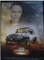 Holy Jeep, Lara!